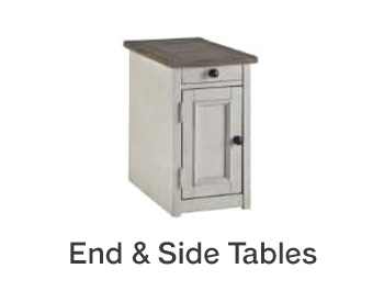 End & Side Tables Centurion