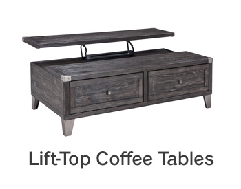 Lift-Top Coffee Tables Centurion