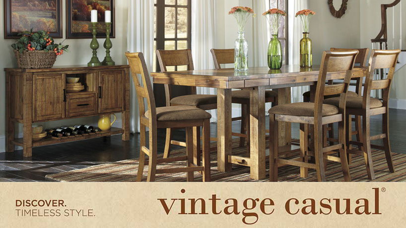 Vintage Casual Home