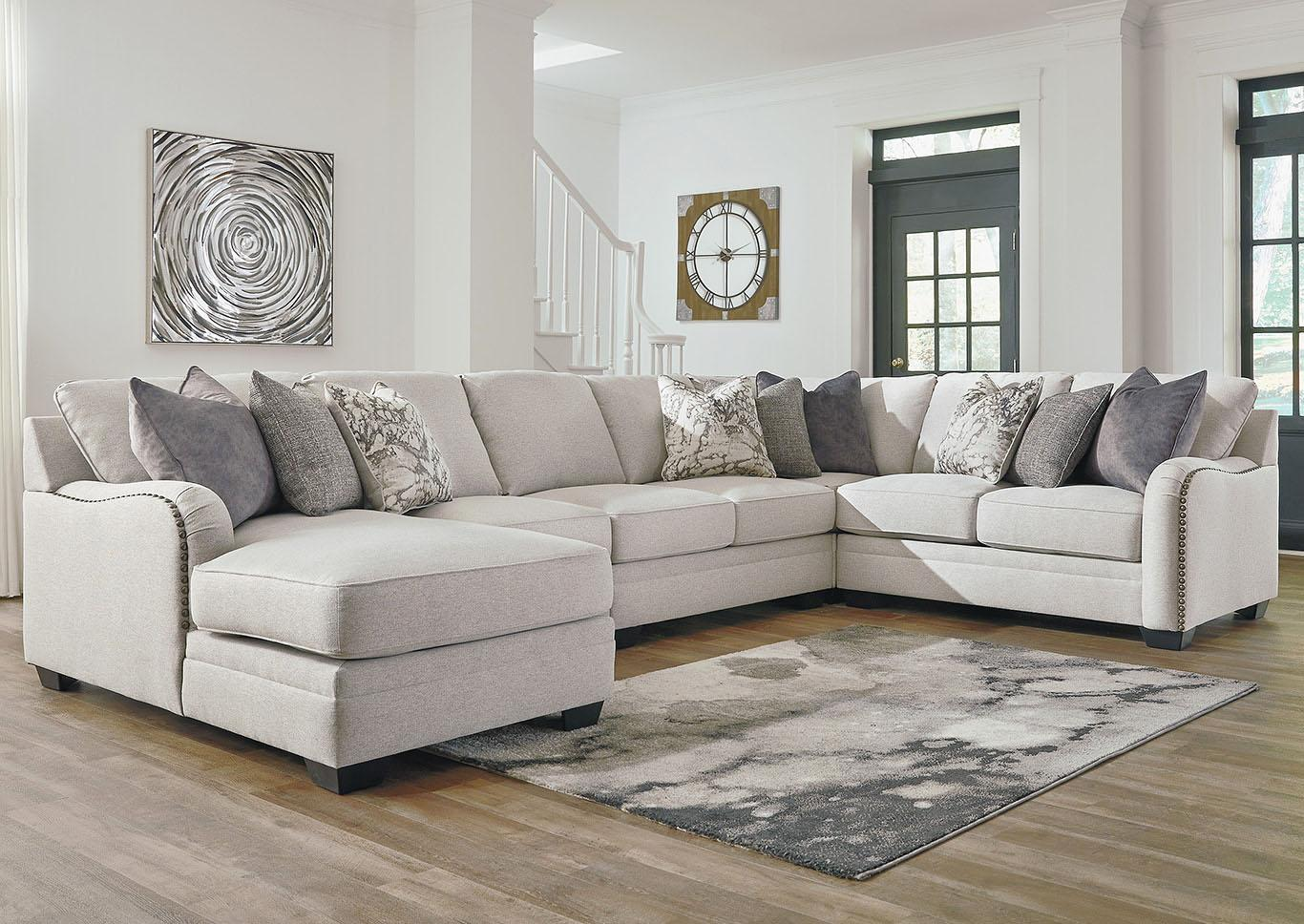 Dellara Right Facing Sectional