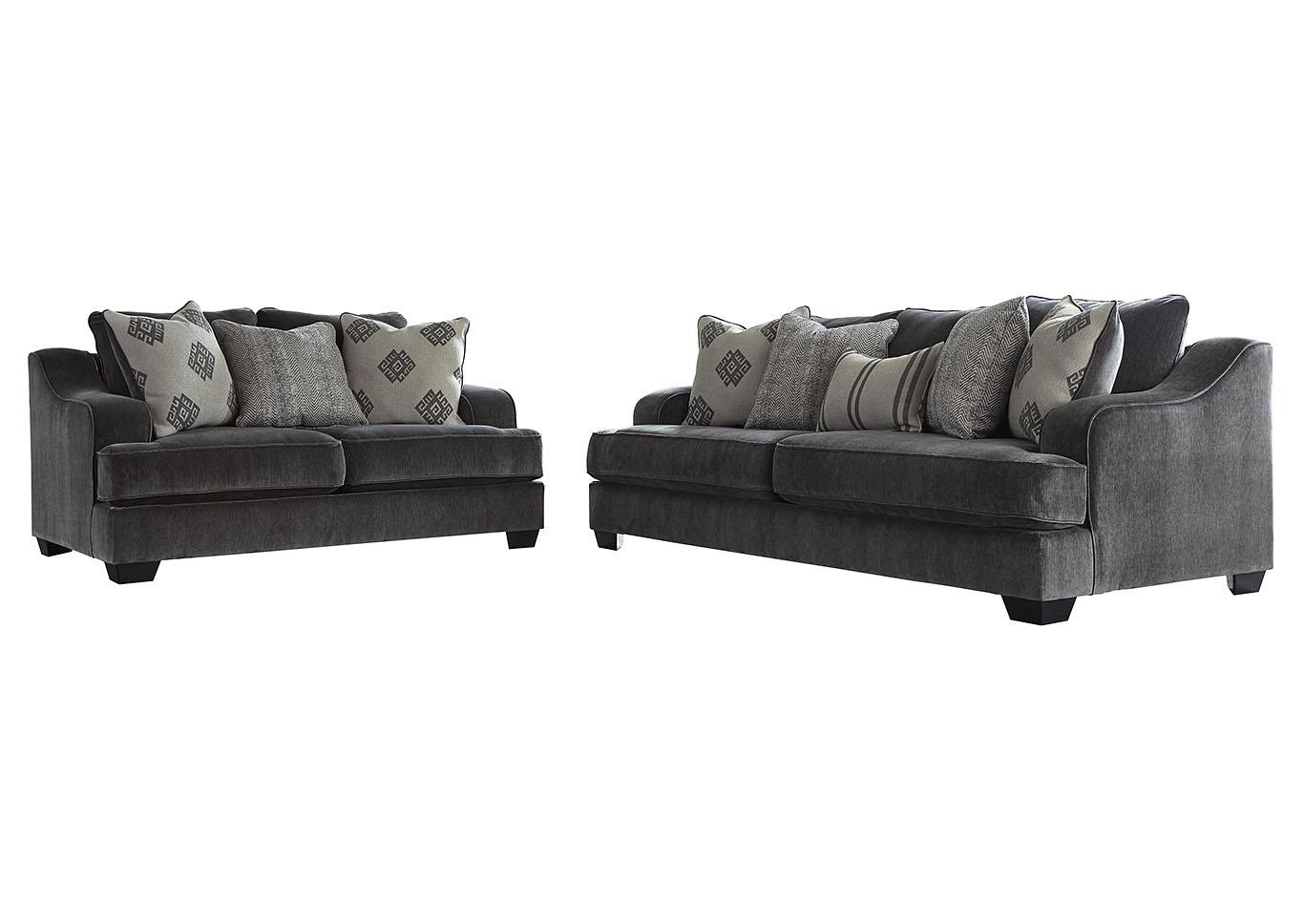 Corvara Sofa & Loveseat