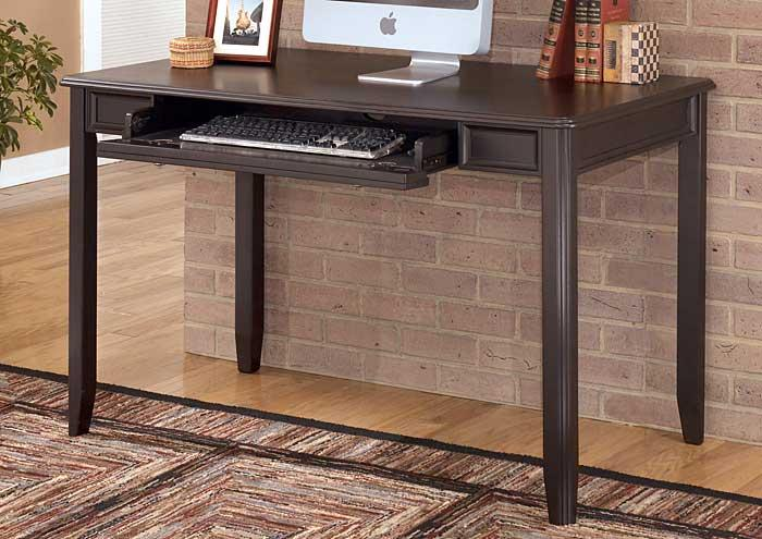 Pleasant Home Furniture And Accessories Carlyle Small Leg Desk Ncnpc Chair Design For Home Ncnpcorg