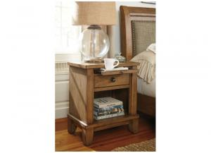 Tamburg 1 Drawer Nightstand