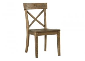 Trishley Light Brown Dining Room Side Chair