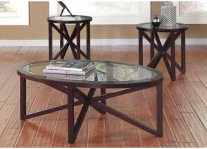 Sleffine Occasional Tables (Set of 3)